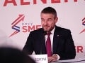 V Smere-SD nie je témou dňa zmena predsedu strany, tvrdí Pellegrini