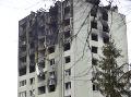 Smutný pohľad: Po výbuchu prišlo o svoje domovy mnoho rodín. Smutnejšie však je, že nešťastie malo aj obete.