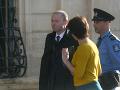 Do budovy, kde sídli kancelária maltského premiéra Muscata, vtrhli aktivisti