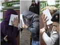 ONLINE Mrazivé zábery zničených útrob paneláku skazy: Prvé FOTO trojice obvinených, idú do väzby