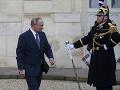 Putin a Zelenskyj sa