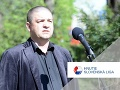 Kandidátna listina hnutia Slovenská