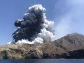 Ostrov White Island treba turistom zakázať: Polícia zverejnila prvé mená obetí explózie sopky