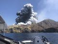 Počet obetí výbuchu sopky na Novom Zélande stúpol na 21
