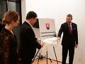 Slovensko má nový generálny konzulát: Pellegrini a Lajčák ho slávnostne otvorili
