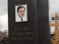 Kočnera potrestali Magnitského zákonom: Ten zomrel za odkrytie systému korupcie najmocnejších ľudí