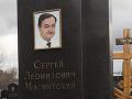Kočnera potrestali Magnitského zákonom: