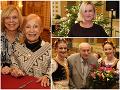 Marína Kráľovičová v spoločnosti s dcérou, ocenená Čobejová a... Dojemné gesto pre 91-ročného choreografa!