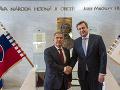 Danko: Slovensko je závislé na spolupráci s Ruskou federáciou