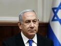 Netanjahu vyzval Macrona: Má sa pripojiť k tlaku a sankciám proti Teheránu