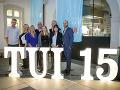 TUI oslavuje 15 rokov