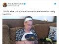 Aj Macaulay Culkin nedávno zachytil informácie, že sa chystá reboot fimu Sám doma. Podľa neho by dnes takto nejako vyzeral Kevin.