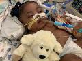 VIDEO Nemocnica chce odpojiť vážne choré dievčatko od prístrojov: Matka nesúhlasí