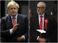 Výsledky predčasných volieb v Británii: Je známy jasný víťaz, prvé slová porazeného