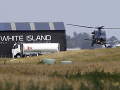 Novozélandská sopka smrti, ktorá zabíjala turistov: Polícia vyzdvihla z ostrova šesť tiel