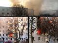 Ďalší výbuch paneláka! FOTO Desivé zábery podobné Prešovu, 1 mŕtvy a 11 zranených
