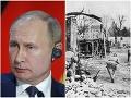 Putin je nahnevaný: Ide o druhú svetovú vojnu, v uznesení EÚ sú nehanebné lži, tvrdí