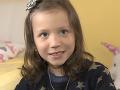 Dianka zbožňuje hru na princeznú a pesničky Mira Jaroša.