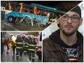 Zázrak po nehode autobusu pri Nitre: FOTO Sebastián vyhral boj so smrťou, prehovoril otec