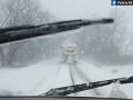 Vodiči, pozor: Sneh na častiach cesty z Holíča do Jablonice nebudú odhŕňať