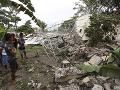 VIDEO Ničivé zemetrasenie na