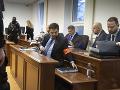 KAUZA ZMENKY Prvé stretnutie obžalovaných: Kočner vytiahol teóriu o mobile, Ruskovi bolo zle