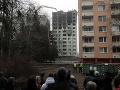 Autentické VIDEO z búrania paneláka smrti: Mrazivý pohľad na demolačný stroj, Emíliu doteraz nenašli