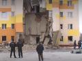 Ďalší výbuch v dome: Dvaja mŕtvi, polícia zadržala troch zamestnancov plynární