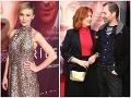 Slovenská herečka na premiére ako hollywoodska hviezda, kráska z Mileniek vyvetrala svojho známeho muža!