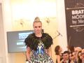 Alexandra Horňáková sa opäť objavila na prehliadkovom móle.