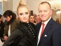 Boris Kollár s dcérou Alexandrou