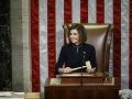 Pelosiová prichádza s oznámením: Budúci týždeň pošle obžalobu voči Trumpovi do Senátu
