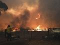 Ohnivé peklo sa v Austrálii nekončí: Úrady v štáte Viktória vyzvali na evakuáciu desaťtisíce ľudí