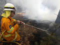 Teploty v Austrálii klesli: Hrozba požiarov však podľa úradov zďaleka nepominula