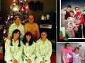 Najhoršie vianočné FOTO z rodinných albumov: Na tieto skvosty by ich aktéri najradšej zabudli