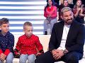 Pre chlapcov Tomáška a Marka je Attila Végh veľký vzor. Chcú byť ako on MMA bojovníkmi.