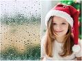 PREDPOVEĎ na vianočný týždeň: Sviatky v znamení snehových jazykov, víchric a dažďa