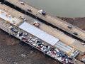 Obrovská nehoda na diaľnici: Do kolízie sa dostalo 69 áut, desiatka ľudí je ťažko zranených