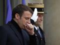 Eskalujúci konflikt v Líbyi: Macron a Sísí vyzvali na zdržanlivosť