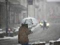 Výstraha pred víchricou platí pre takmer celé Slovensko! FOTO Hrozia aj snehové jazyky