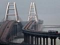 Rusko si pomaly podmaňuje Krym: Vladimir Putin otvoril železničný most vedúci na polostrov