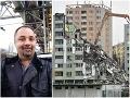 Šéf demolačných prác poslal Prešovčanom dojemný list: Otvorene aj o paneláku smrti, stačilo kýchnuť a...