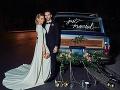 Hilary Duff sa druhýkrát vydala: Skromná svadba u nej doma... FOTO mladomanželov!
