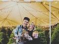 Hilary Duff a jej krásna rodinka.