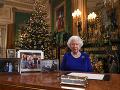 Kráľovná Alžbeta II. sa na Vianoce prihovorila Britom: Zdôraznila potrebu zmierenia a odpustenia