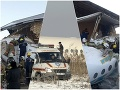 VIDEO Tragická havária: Lietadlo sa zrútilo krátko po štarte, zahynulo 12 ľudí