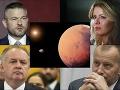 Veľká politická PREDPOVEĎ: Astrológ o tom, čo sa stane do roka a do dňa! Veľký zlom, bez Kollára to nepôjde