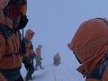 VIDEO Dramatický piatok v zasnežených horách: Záchranári pomáhali snoubordistovi (22)
