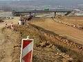 Bilancia posledných štyroch rokov stavby diaľnic: Postavilo sa len necelých 50 kilometrov