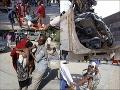 Najkrvavejší útok má dohru: Pri odvetných náletoch v Mogadiše zahynuli štyria militanti